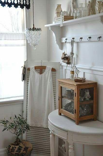 17 meilleures images propos de white decoration d co for Linge de maison shabby chic