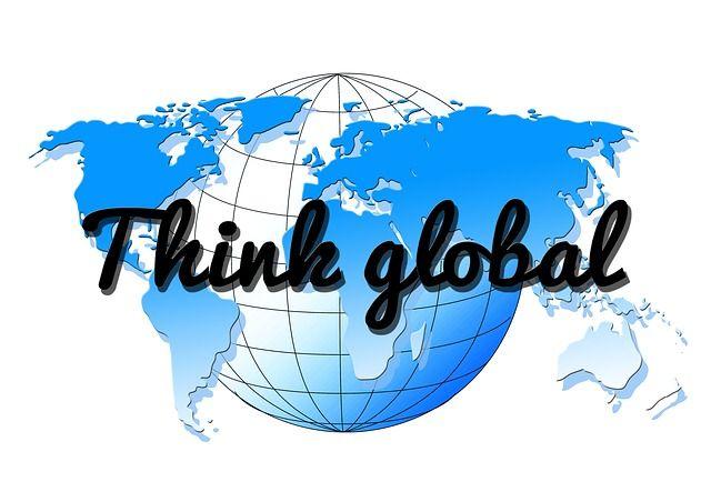 Social Media, Social Networks, Ball, World, Population
