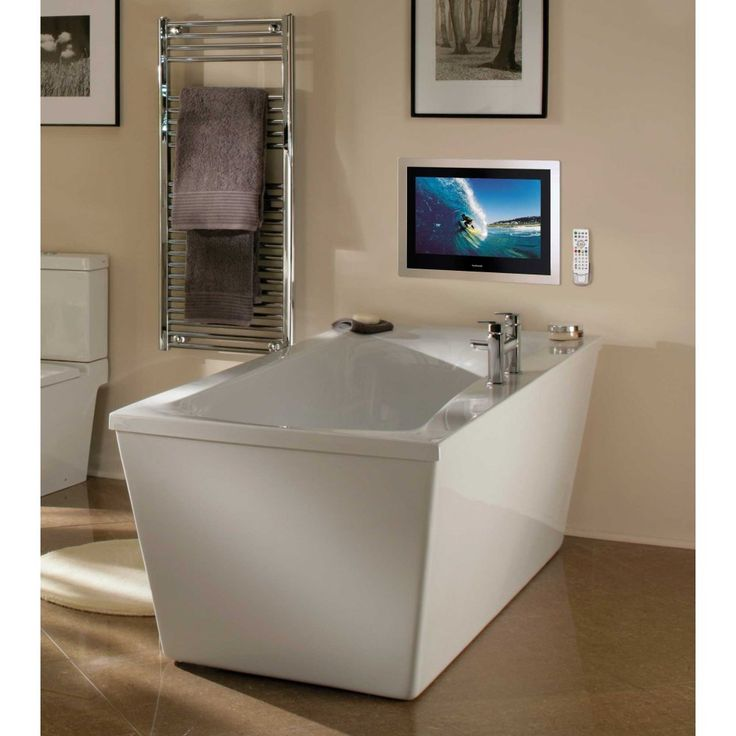 Synergy M6 Freestanding White Acrylic Modern Square Bath Baths From Low Cost Bathrooms Uk 513