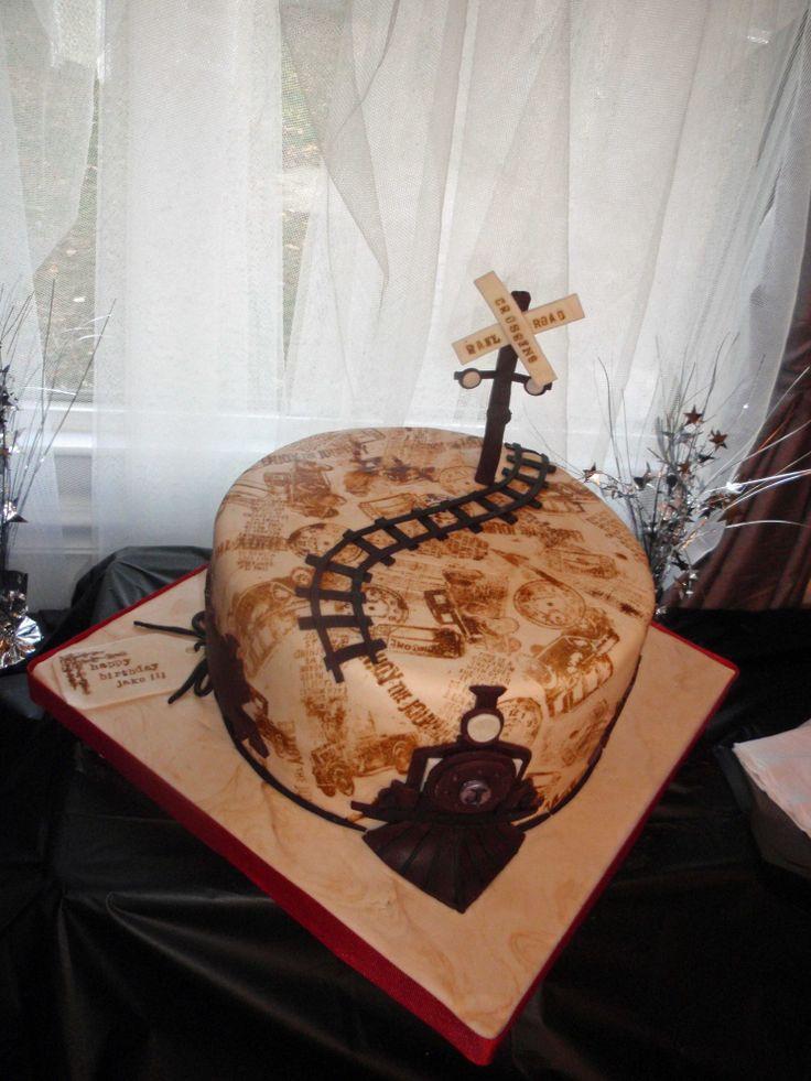 Old Fashioned Shearer S Cake