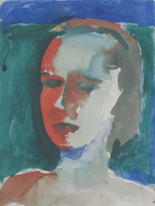 richard diebenkorn portrait - Google Search