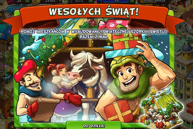 Świąteczna Szopka w Skalnym Miasteczku https://grynank.wordpress.com/2015/12/22/swiateczna-szopka-w-skalnym-miasteczku/ #gry #nk #skalnemiasteczko