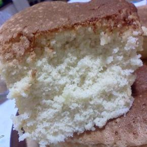 Receita de Bolo D´água (sem Margarina E Sem Fermento). Ingredientes, modo de preparo e dicas para uma receita mais gostosa.