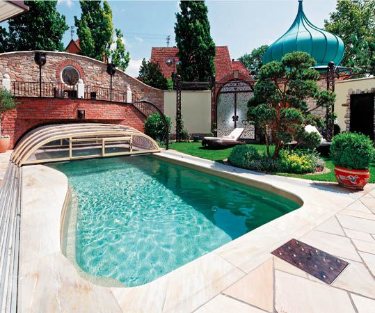 Keramický bazén Riverina je jeden z najpopulárnejším keramických bazénov. Momentálne prebieha na keramické bazény akcia, kúpite ich za vynikajúce ceny.