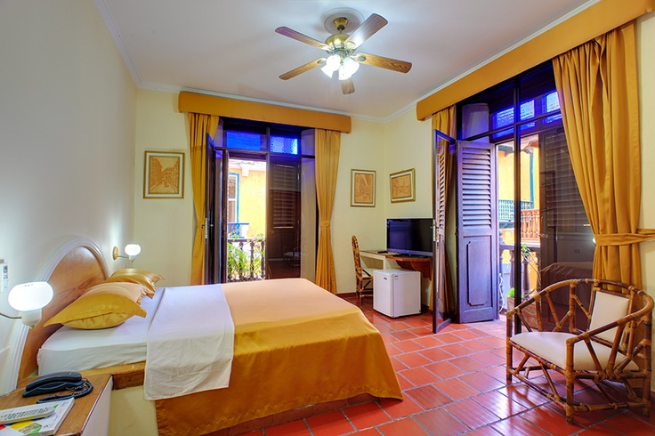 Located in the heart of Historic Cartagena, Centro Hotel is a nice & economical place to base yourself as you explore Cartagena & the Coast.