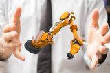 Robotics protection cover Manufactured by HDPR Cover Protective Robotics Cover ABB robot, KUKA, Fanuc, Yaskawa, ADEPT, Kawasaki, staubli, motoman, hyundai, COMAU, reis ....