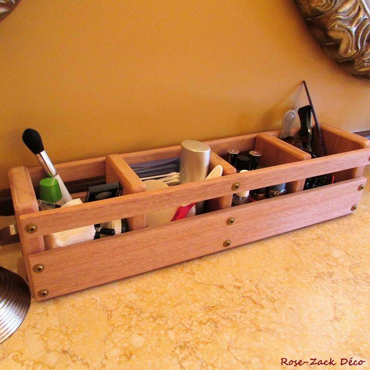 pingl par rose zack d co sur rangement pour produits de. Black Bedroom Furniture Sets. Home Design Ideas
