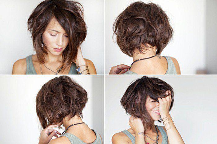 Dans cet article,on va vous révéler les dernières tendances chez la coiffure courte.En principe les femmes n'osent pas souvent se couper ses cheveux.