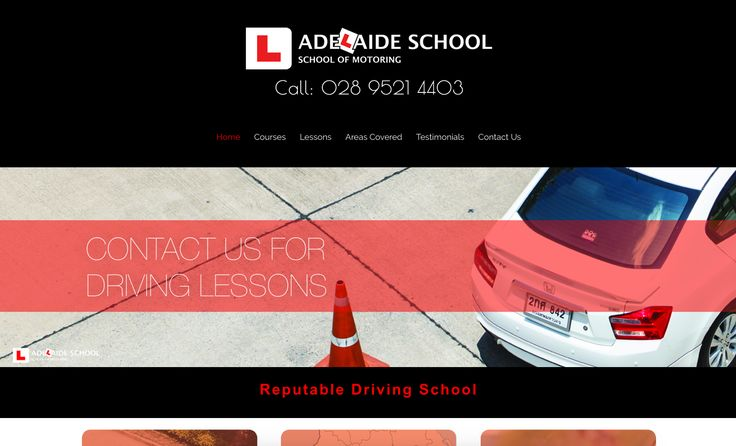 At Adelaide School of Motoring in Belfast, County Antrim, we are a dependable driving school that provides driving courses for new and regular drivers. Our business holds a high first-time pass rate, and our friendly team of professionals offer guidance on road signs, driving knowledge, and the skills that you need to pass your test.