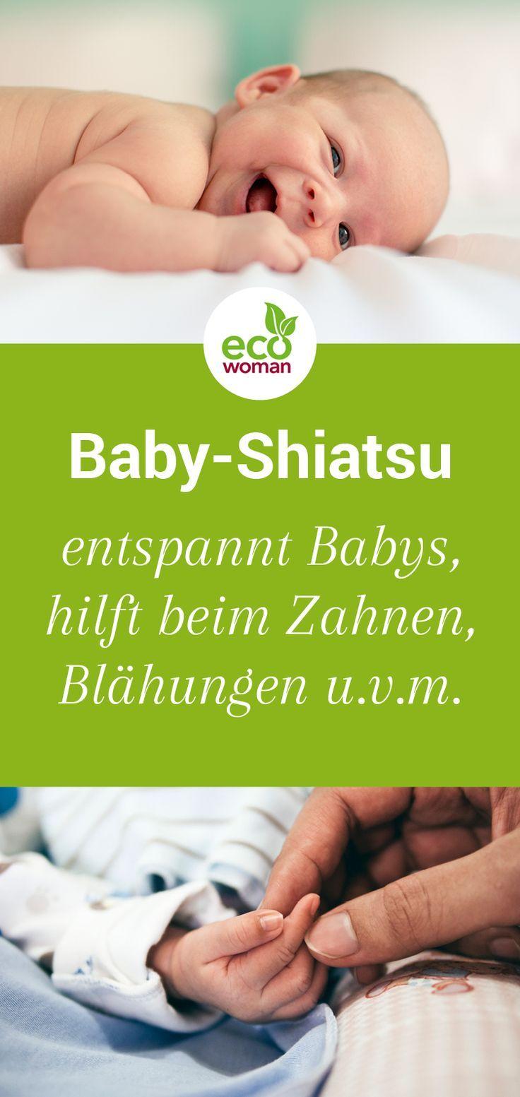 Mama – drück mich mal: Baby-Shiatsu