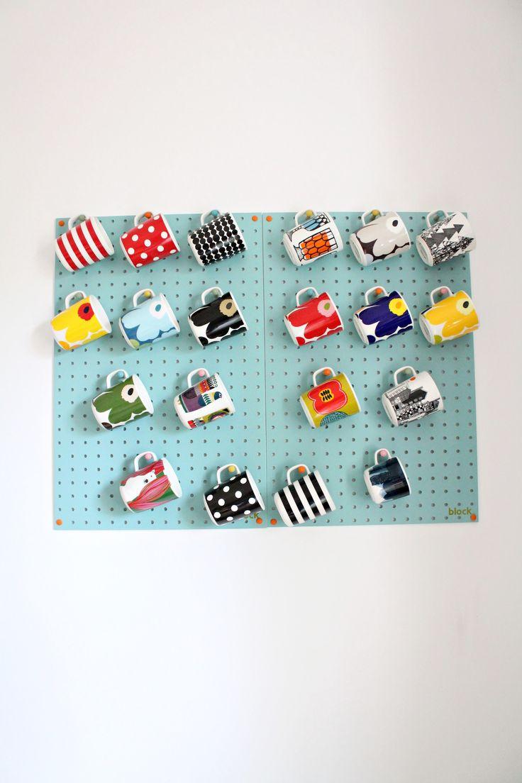 Marimekko-mugs-on-Block-peg-board-photo-and styling-by-Geraldine-Tan-of littlebigbell.com