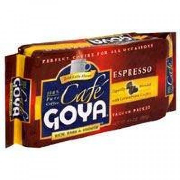 GOYA, COFFEE BRICK PAK, 8.8 OZ, (Pack of 18)  Searching for Grocery and Gourmet Food online? Buy goya coffee - 8.8 oz. brick pack, 18 packs per case Online in USA on Groceryeshop.us.