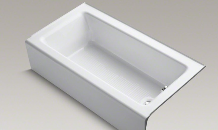 Kohler K 875 Bellwether 60 Quot X 32 Quot Alcove Bath With