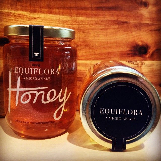 Like the label...love the honey:)