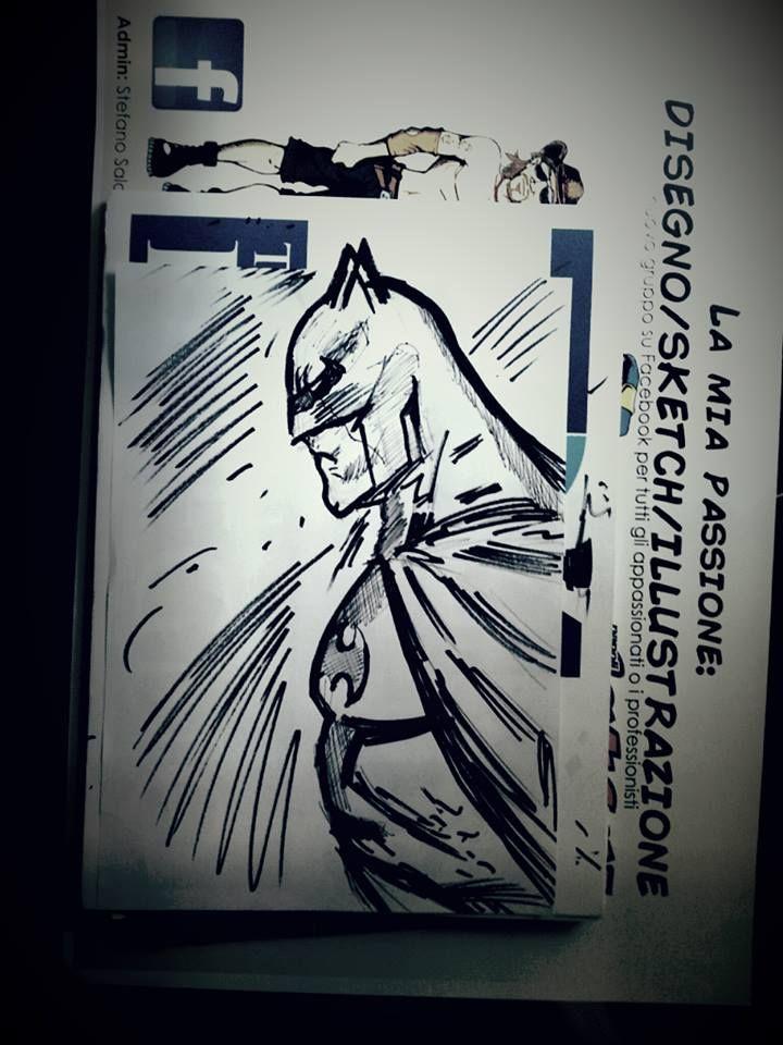 #batman sketch
