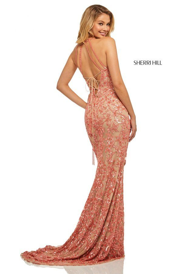 b53207ee53d Sherri Hill Style 52527