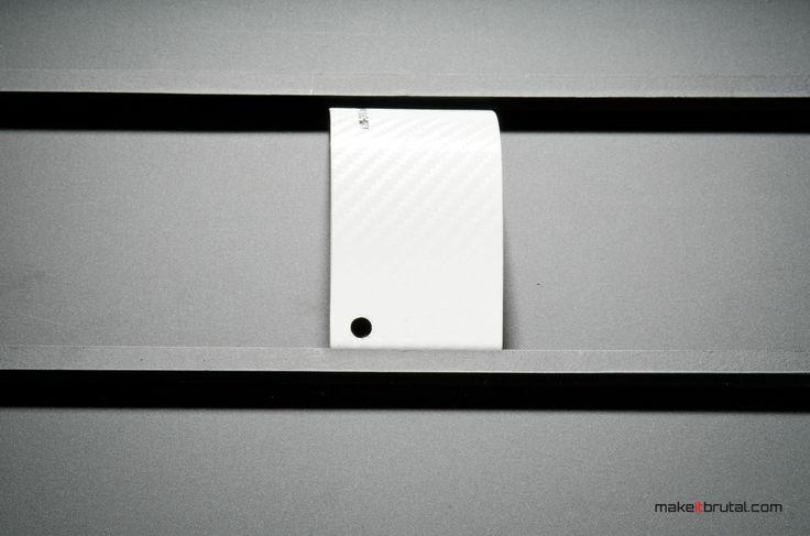 Carbon Fiber White /7/