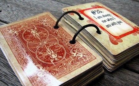 """Libro de """"52 Razones por las que te amo"""""""