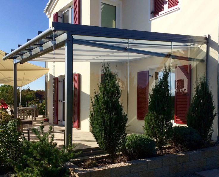 mer enn 25 bra ideer om glasdach terrasse p pinterest. Black Bedroom Furniture Sets. Home Design Ideas