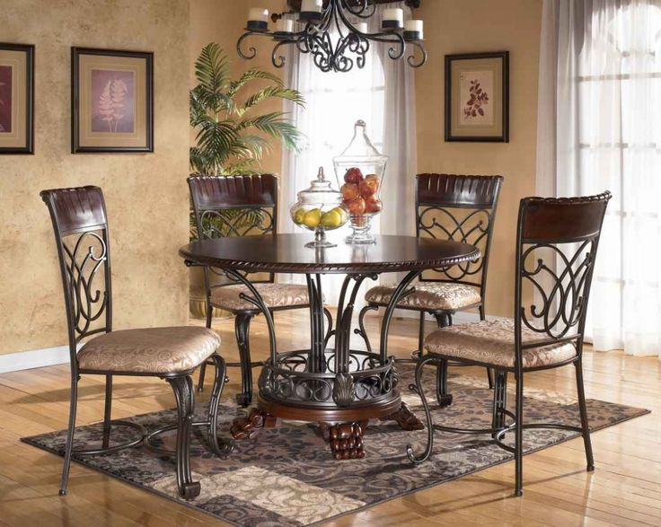 Kitchen: Best Renovations Ideas And Round Kitchen Table Set For Complete  Design For Small Family With Transitional Decorations For Round Kitchen  Table Sets ... - 25+ Best Round Kitchen Table Sets Ideas On Pinterest Corner Nook