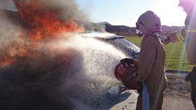 Feuerwehrjugend Österreichs Foto.