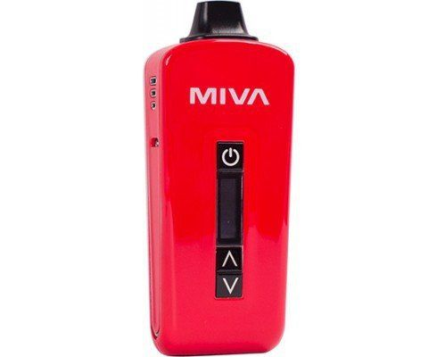 The KandyPens Miva has a large ceramic heating chamber that will reach your desired temperature within 20 seconds. The KandyPens Miva has a large ceramic heating chamber that will reach your desired temperature within 20 seconds. The Miva will also remember your last settings or give you complete temperature control on the OLED display.