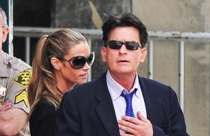 Charlie Sheen to co-operate with child services - Celebrity Balla
