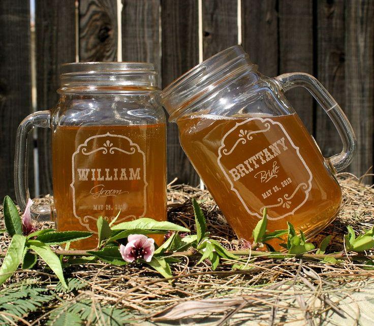 Cute Beer jars!