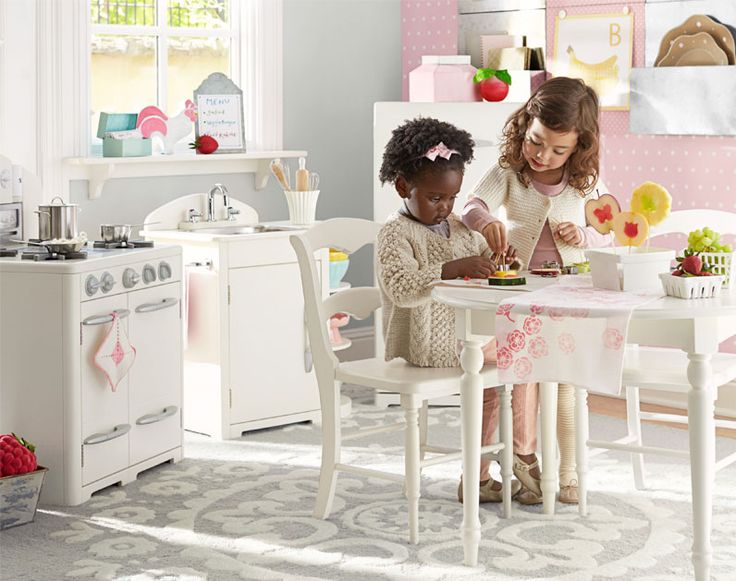 Fill your kids play space with imaginative items
