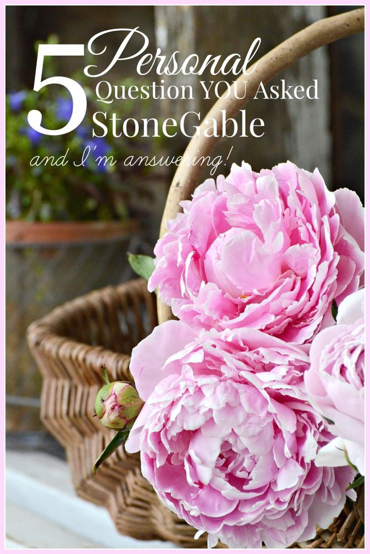5 PERSONAL QUESTION YOU ASKED STONEGABLE... And I'm answering Get a look at the blogger behind the blog!