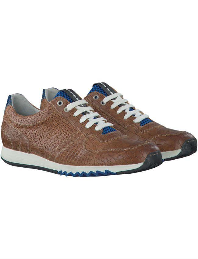 Herenmode SALE, Floris van Bommel sneakers in een khaki kleurige look MEER  http://www.pops-fashion.com/?p=30181