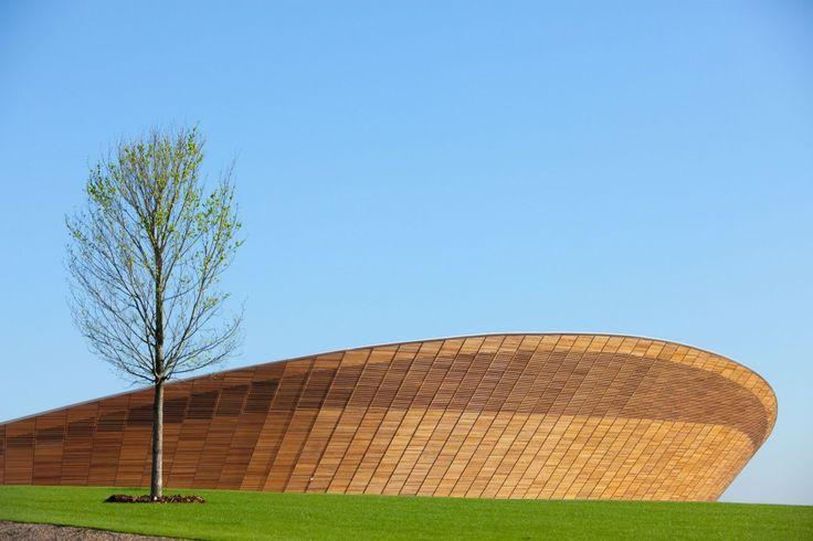 London 2012 Velodrome / Hopkins Architects