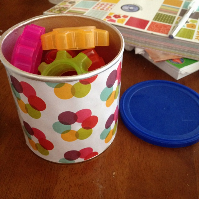 Gerber Baby Food Container Craft