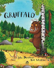 Gruffalo -Julia Donaldson, Axel Scheffler; Varsta: 3-7 ani; O lucrare clasica despre buturuga mica ce rastoarna carul mare. Cu inteligenta si curaj poti sa schimbi lumea. Povete, morala, ilustratii de vis, aceasta este Gruffalo.