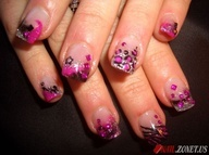 Image detail for -acrylic nail designs 96 zebra acrylic nail designs 95 ghetto nail ...
