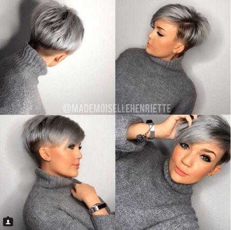 7658 best kort haar images on pinterest hair cut pixie cuts and