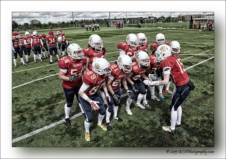 GB Womens' American football  team warm up before their game against Russia, May 3rd 2015