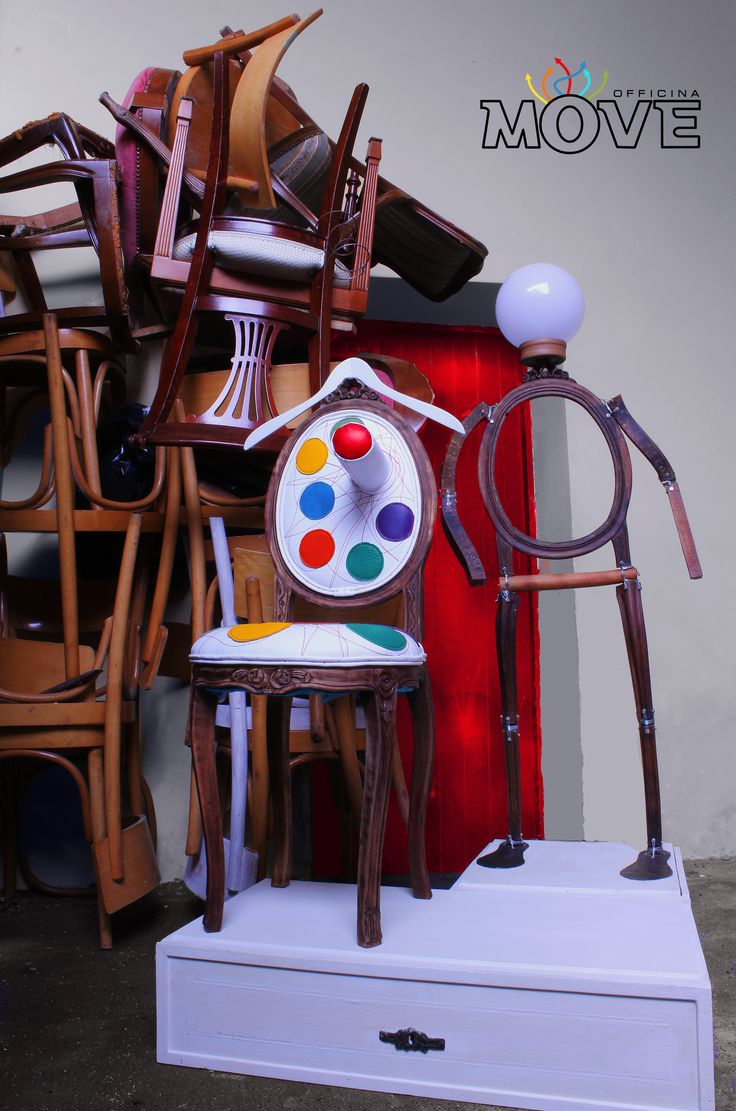 dissident-old chairs-dissidenti-alessandro ciafardini-officinamove-upcycling-restyling-old forniture