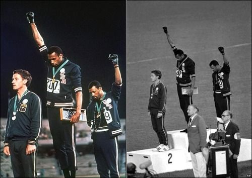 peter norman black power salute and tommie smith on pinterest