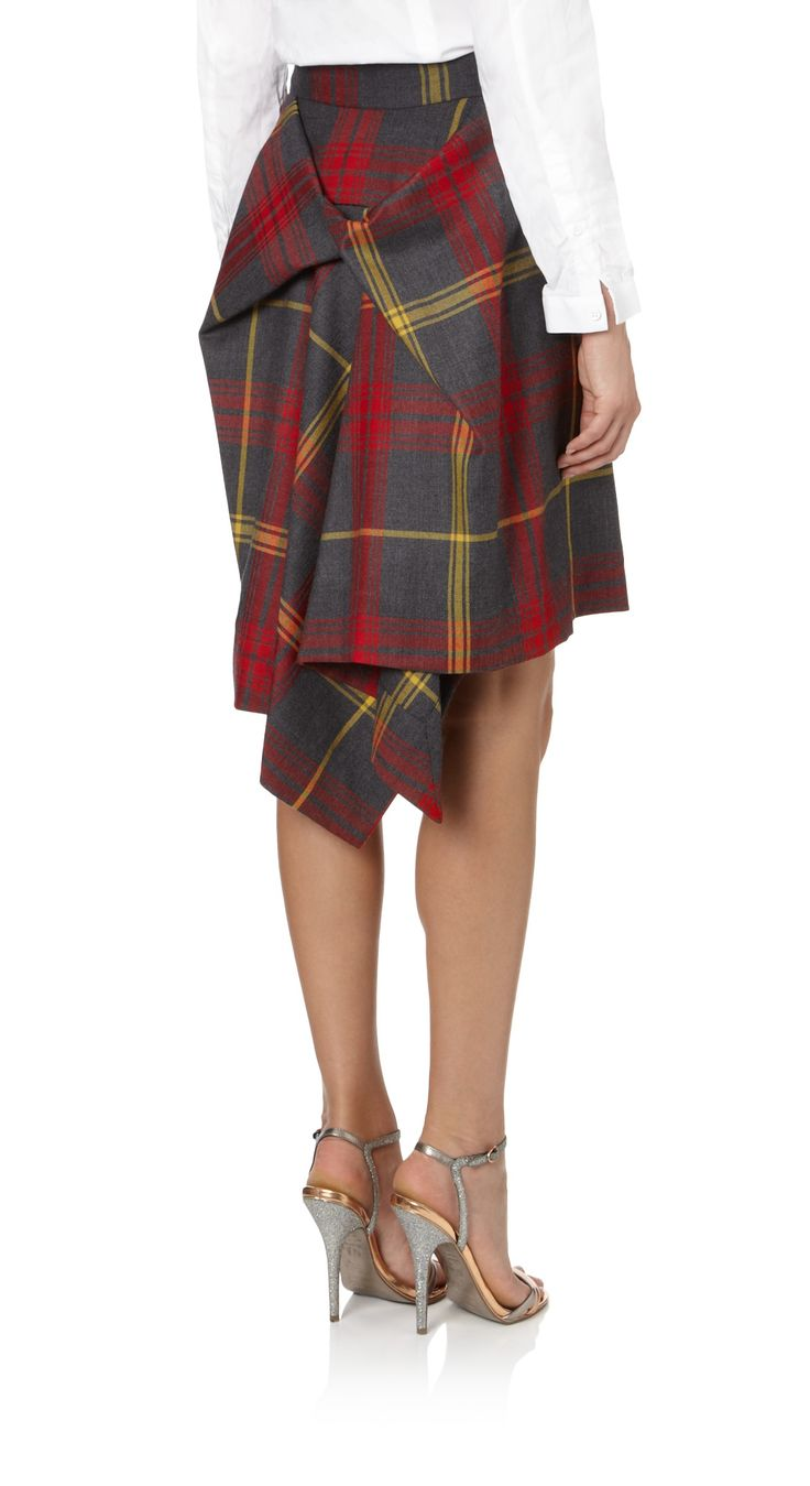 Vivienne Westwood Anglomania Alias Skirt, £129