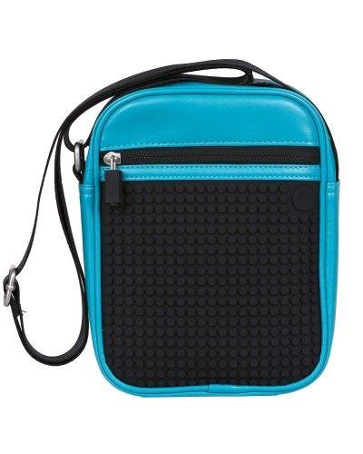 UPIXEL Torba mała sportowa wymiary panelu: 21,5 x 17 x 6,2 cm waga: 300g z torbą otrzymasz zestaw 240 pikseli S wielokolorowych