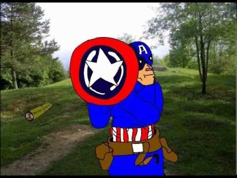 Capitaine America serial (2010)