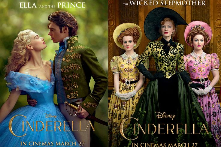 Movies to watch in 2015 CINDERELLA Walt Disney's film based on the popular fairy tale will see Lily James and Cate Blanchett play the roles of Cinderella and Lady Tremaine, respectively, in this Kenneth Branagh directorial.