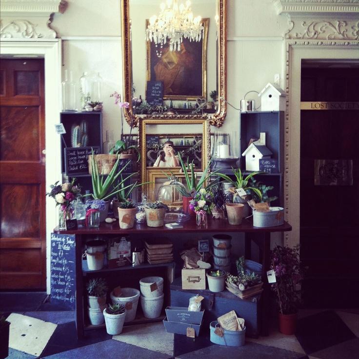 The Garden, Powerscourt Townhouse