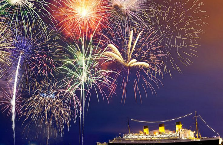 queen mary 4th of july celebration