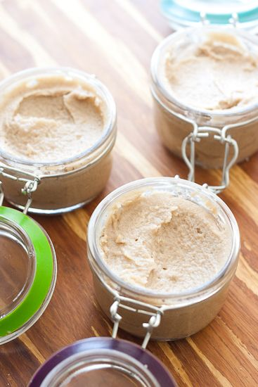 Homemade Body Scrub with Brown Sugar and Coconut Oil