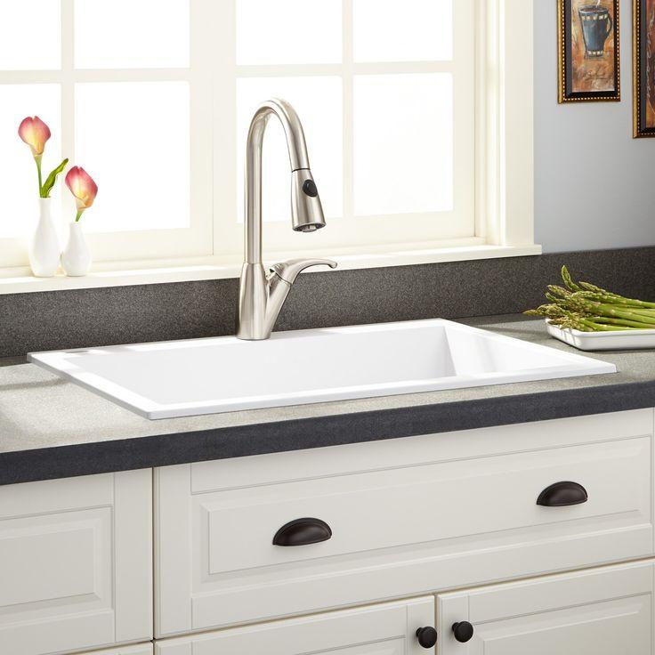 Best 25+ Composite Sinks Ideas On Pinterest | Granite Composite Sinks,  White Undermount Kitchen Sink And Kitchen Reno