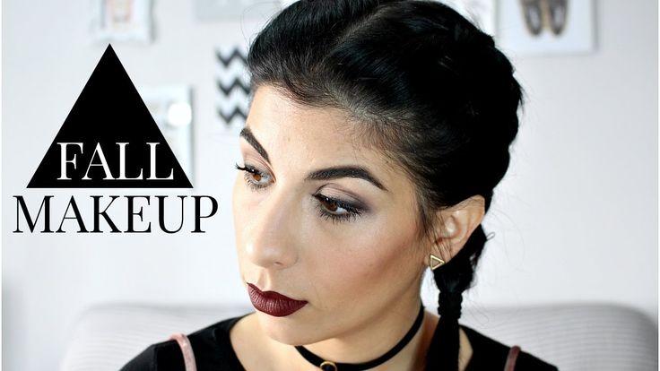 Fall Makeup + Brush Tips   Be Creative Be You