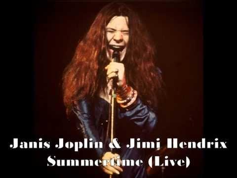 Janis Joplin & Jimi Hendrix - Summertime