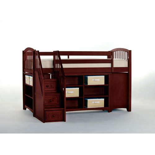 best 20 junior loft beds ideas on pinterest. Black Bedroom Furniture Sets. Home Design Ideas